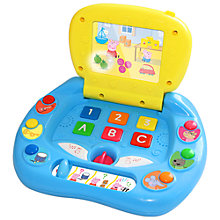 Buy Peppa Pig My First Laptop Online at johnlewis.com