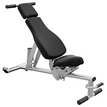 Buy Life Fitness Weight Bench Online at johnlewis.com