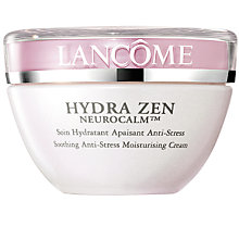 Buy Lancôme Hydra Zen Neurocalm Normal Skin, 50ml Online at johnlewis.com