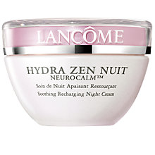 Buy Lancôme Hydra Zen Neurocalm Night Cream Online at johnlewis.com