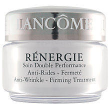 Buy Lancôme Rénergie Jar Online at johnlewis.com