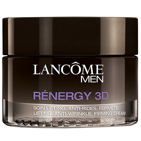 Buy Lancôme Men Rénergy 3D Cream, 50ml Online at johnlewis.com