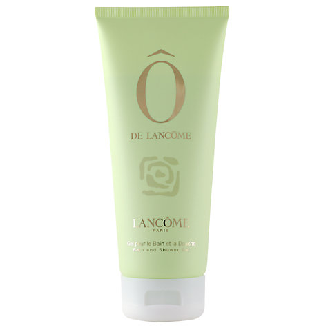 Buy Lancôme Ô de Lancôme Bath & Shower Gel Online at johnlewis.com