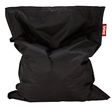 Buy Fatboy Bean Bag, Original Black Online at johnlewis.com