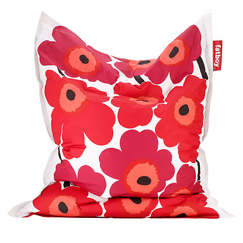 Buy Fatboy Bean Bag, Marimekko Unikko Online at johnlewis.com