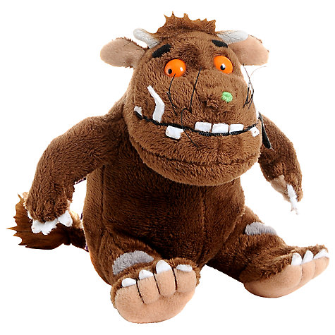 Buy Gruffalo Plush Toy, Small Online at johnlewis.com