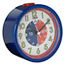 Buy Lorus Tell the Time Clock, Blue Online at johnlewis.com