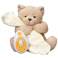 Buy Slumber Bear Premium, Cream Online at johnlewis.com
