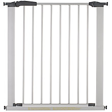 Buy BabyDan Swing Shut Safety Gate, Silver Online at johnlewis.com