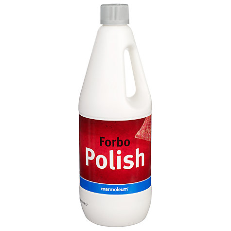 Buy Forbo Marmoleum Polish, 1 Litre Online at johnlewis.com