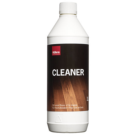 Buy Kährs Hardwood Floor Cleaner, 1 Litre Online at johnlewis.com