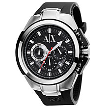 Buy Armani Exchange AX1042 Men's Chronograph Watch Online at johnlewis.com