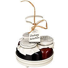 Buy Cottage Delight Chutney Selection Cruet Set Online at johnlewis.com