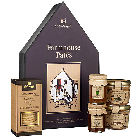 Buy Edinburgh Preserves Pate Box Online at johnlewis.com