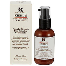 Buy Kiehls Powerful Strength Line Reducing Concentrate, 50ml Online at johnlewis.com