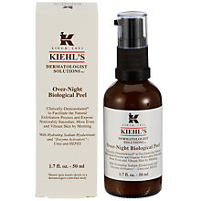 Buy Kiehl's Over-Night Biological Peel, 50ml Online at johnlewis.com