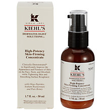 Buy Kiehl's High-Potency Skin-Firming Concentrate, 50ml Online at johnlewis.com