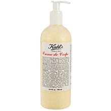 Buy Kiehl's Créme De Corps (Pump Bottle) Online at johnlewis.com