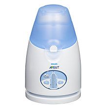 Buy Philips Avent Digital Bottle and Food Warmer Online at johnlewis.com