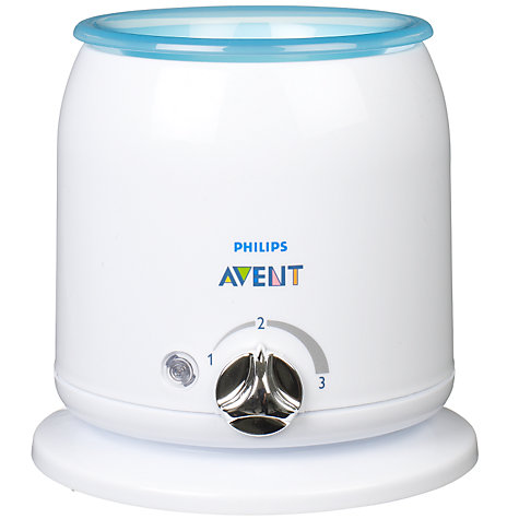 Buy Philips Avent Electronic Bottle Warmer Online at johnlewis.com