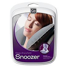 Buy Design Go Snoozer Travel Pillow Online at johnlewis.com