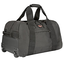 Buy Eastpak Container 65 Wheeled Duffle Bag, Black Online at johnlewis.com