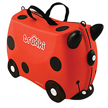 Buy Trunki Harley the LadyBug, Red Online at johnlewis.com