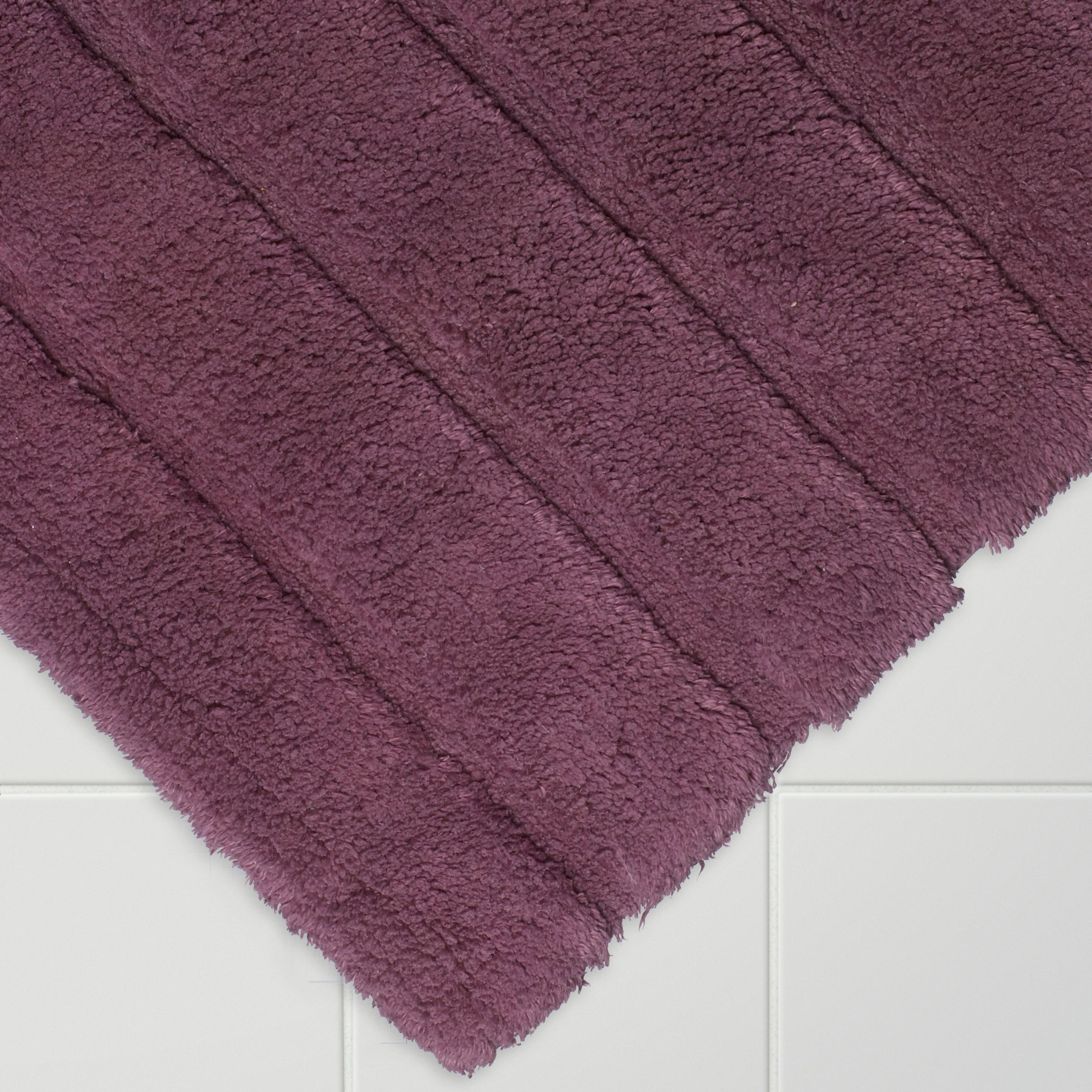 Bath, shower and pedestal mats