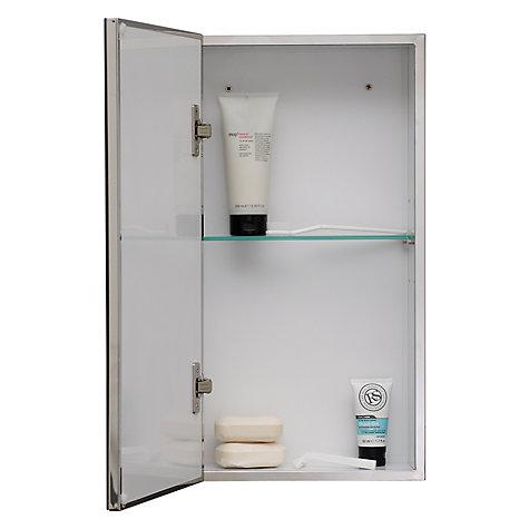 Popular Buy John Lewis Gloss Curve Free Standing Bathroom Floor Cabinet  John