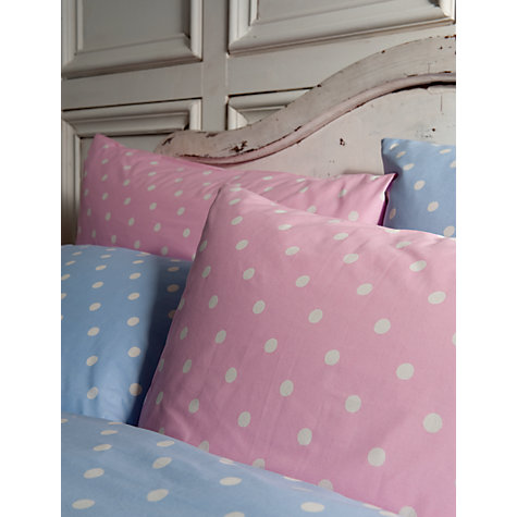 Buy Cath Kidston Large Spot Towels Online at johnlewis.com
