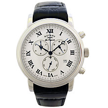 Buy Rotary GS90021/21 Men's Les Originales Chronograph Watch Online at johnlewis.com