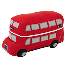 Buy John Lewis Bus Doorstop Online at johnlewis.com