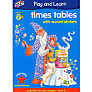 Galt Play and Learn Times Tables Book