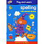 Galt Play and Learn Spelling Book