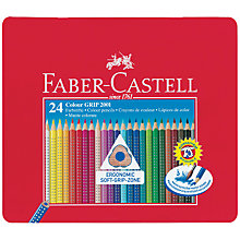 Buy Faber-Castell Coloured Pencils Online at johnlewis.com