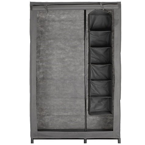 Buy Wenko Liberta Wardrobe, Grey Online at johnlewis.com