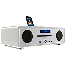 Buy Ruark R4i DAB Audio iPod Integrated Music System, B Grade, Dream White Online at johnlewis.com