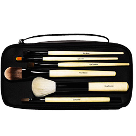 Buy Bobbi Brown The Basic Brush Collection Online at johnlewis.com