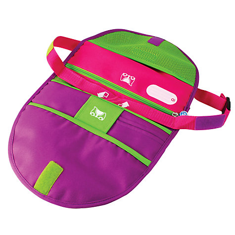 Buy Trunki Saddle Bag, Pink Online at johnlewis.com