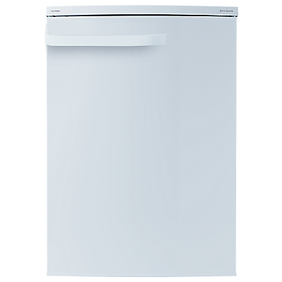 John Lewis JLUCLFW6005 Larder Fridge, A+ Energy Rating, 60cm Wide, White