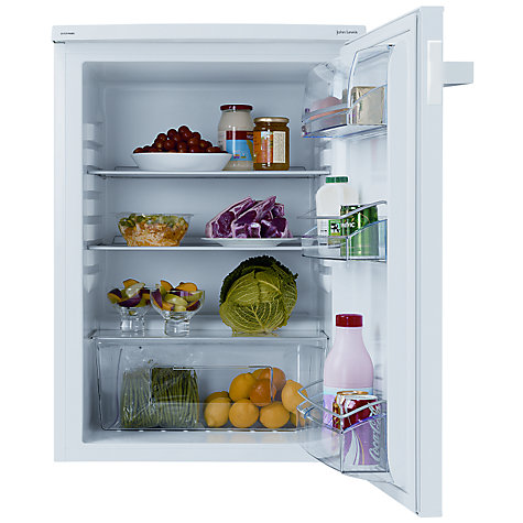 Buy John Lewis JLUCLFW6005 Larder Fridge, A+ Energy Rating, 60cm Wide, White Online at johnlewis.com