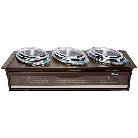 Buy Hostess H0392B Brown Side Server Online at johnlewis.com