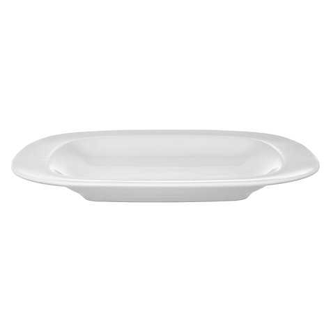 Buy Denby White Squares Plates Online at johnlewis.com