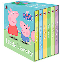 Buy Peppa Pig: Little Library Online at johnlewis.com
