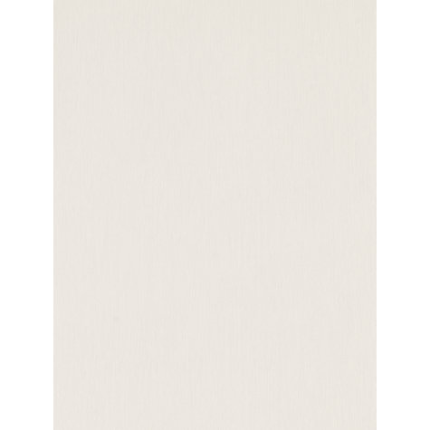 Buy John Lewis Crushed Silk Effect Vinyl Wallpaper, Cream Online at johnlewis.com
