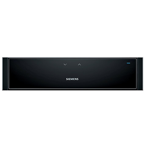 Buy Siemens HW1406P2B Built-In Warming Drawer, Stainless Steel Online at johnlewis.com