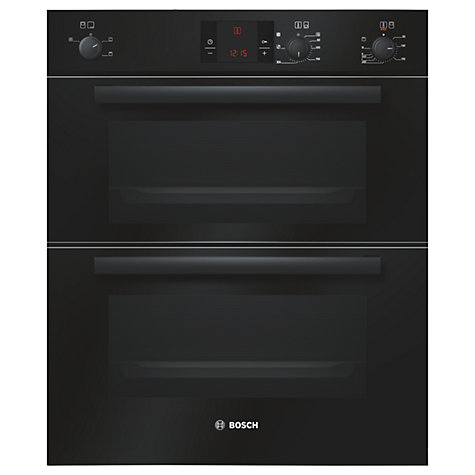 Buy Bosch Hbn13b261b Double Built Under Electric Oven