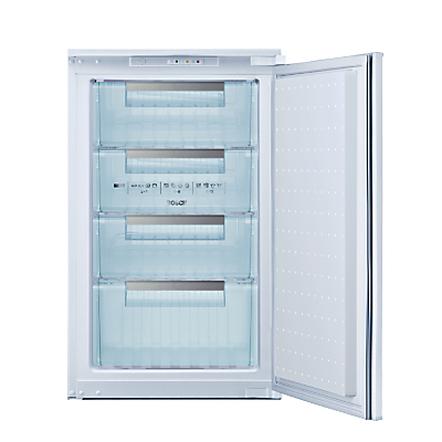 Bosch GID18A20GB Integrated Freezer A Energy Rating 54cm Wide