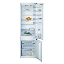 Buy Bosch KIV38A51GB Integrated Fridge Freezer Online at johnlewis.com