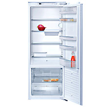 Buy Neff K5764X0GB Integrated Larder Fridge, A Energy Rating, 54cm Wide Online at johnlewis.com